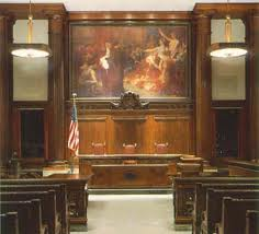 Elegant Courtroom